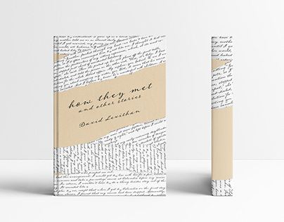 How They Met and Other Stories Book Designs