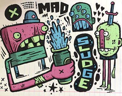 Mad Sludge