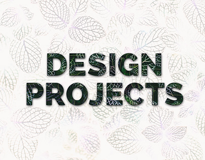 Design Projects Set #3