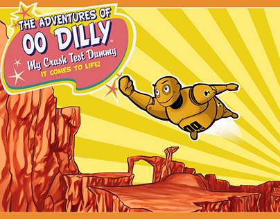 Dilly Game - Throw yourself into the Air!