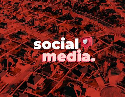 Social Media Adão Imóveis