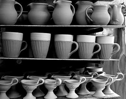 POTTERY - Hand Thrown Clay