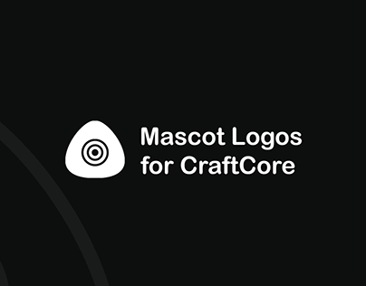 Mascot Logos for CraftCore