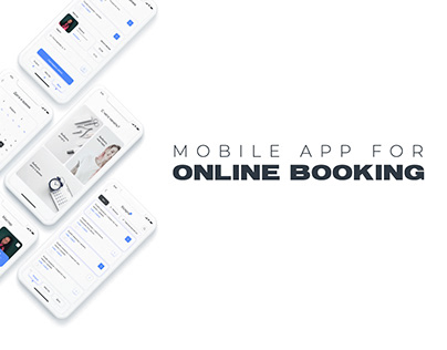 Mobile app for ONLINE BOOKING