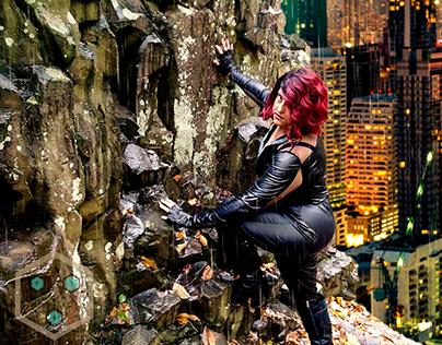 Batwoman & Fantasy Composites