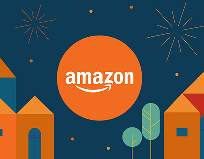 Amazon Great Indian Festival - Box Illustration