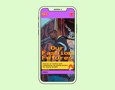 OFF: Our Fashion Futures
