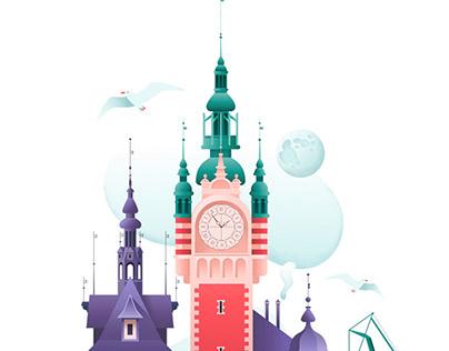 Magic of Gdańsk