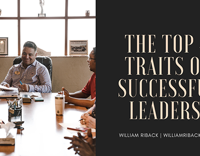 The Top 4 Traits of Successful Leaders
