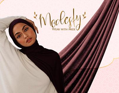 Modesty Hijab