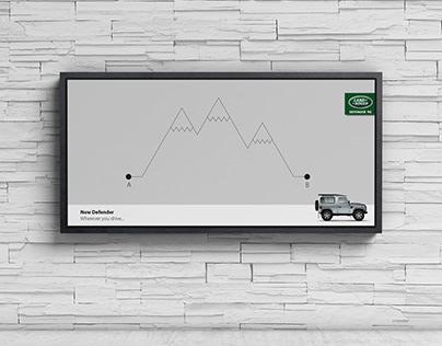 Land Rover Defender 90 Campaign