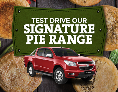 Signature Pie Launch - Test Drive to Win