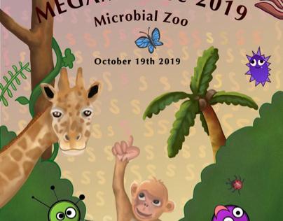 Mega Microbe Map