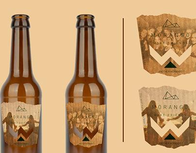 Packaging design for beers