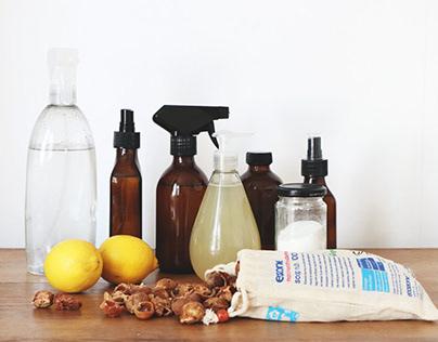 20 DIY Natural Cleaning Recipes, Tips & Hacks