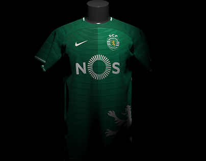 Sporting CP x Nike - Concepts kits