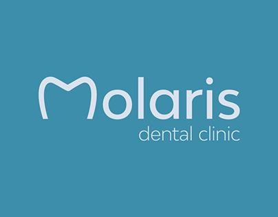 Clínica Odontológica - logo/ identity