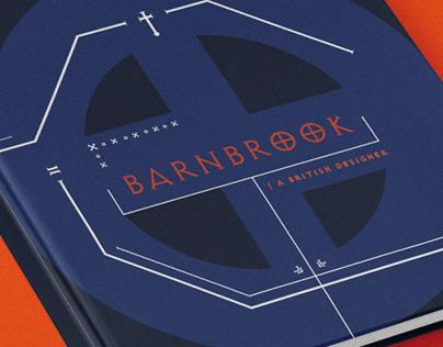 """Jonathan Barnbrook"" - Editorial Design"
