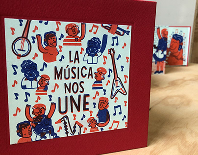La música nos une, una historia de gratitud