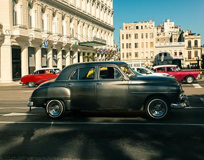 cuban cars & colors