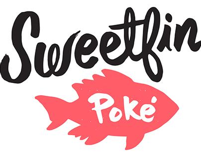 Sweetfin Branding