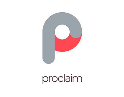 Proclaim Logo & Brand