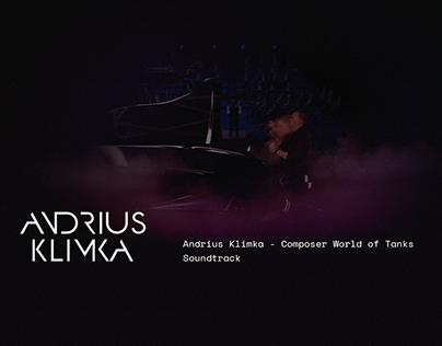 Andrius Klimka - Composer World of Tanks Soundtrack