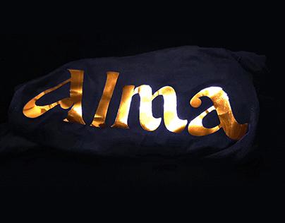 Alma Music Harvest Brand Work