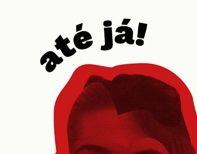 Até já! - Theatre Poster