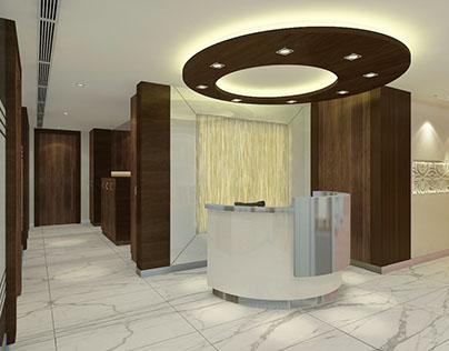 Office Interiors, Dubai, UAE