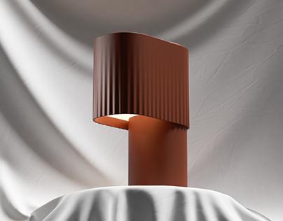 Encore - 3D printed light
