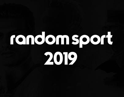 random sport 2019/2020