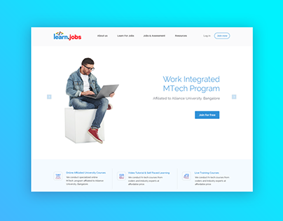 Web Page Interface Design