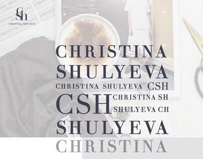 CHRISTINA SHULYEVA BRAND PAGE
