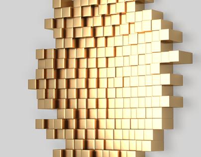 Decor 3D (for CNC)   Recent works