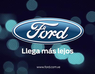 Animacion Logo Ford