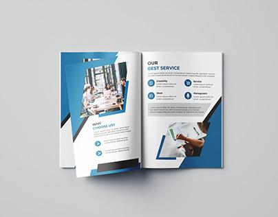 Bio-fold Brochure