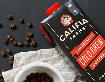 Califia Farms - Concentrated Cold Brew Coffee