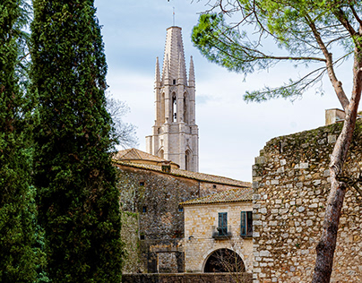 Church of St. Felix, Girona