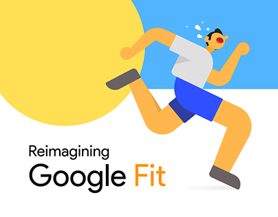 Google Fit - Redesign