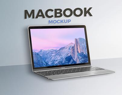 New Macbook Mockup