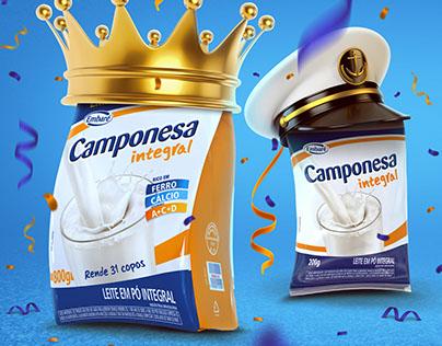 Carnaval 2018 - CAMPONESA