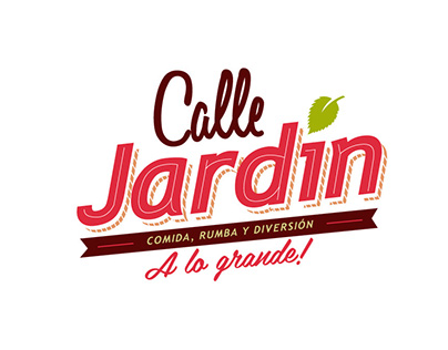 Branding / Calle Jardín