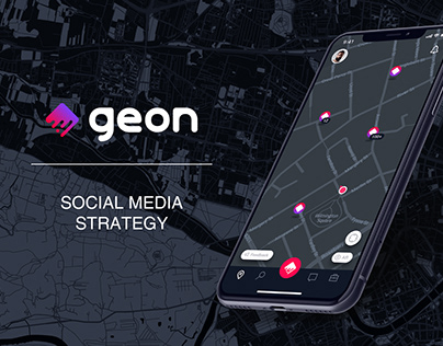 Geon Network - Social Media Strategy