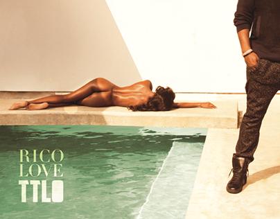 INTERSCOPE RECORDS artist Rico Love's first solo album.