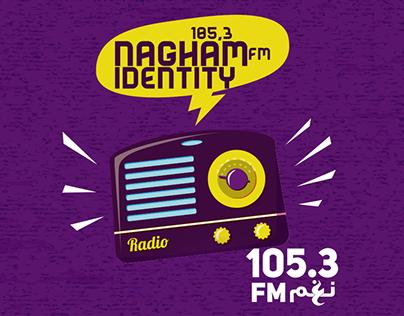 Nagham FM Identity 2020