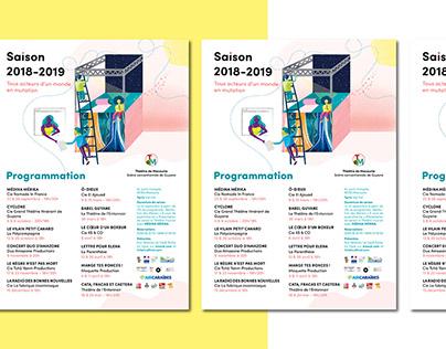 Théâtre de Macouria 2018-19 Season