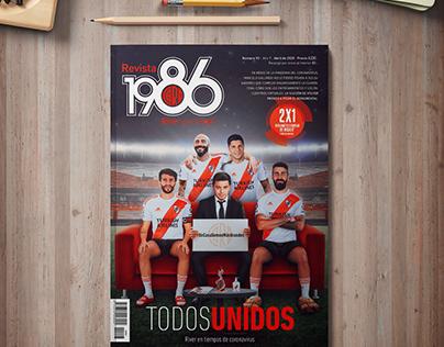 Tapa Revista 1986 - Edición Nº93
