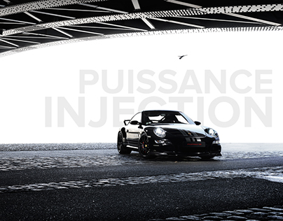 Puissance Injection - Webdesign