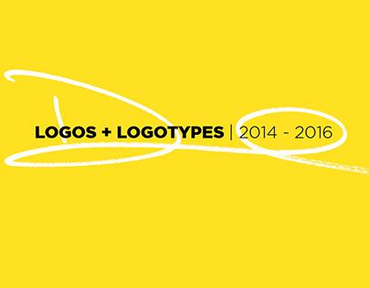 Logos + Logotypes | 2014 - 2016 by DePaul Vera